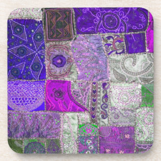 Modern Quilts Beverage Coasters