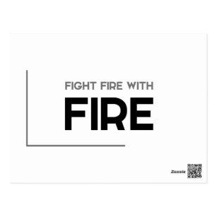 Fight Quotes Postcards Zazzle