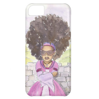 Modern Rapunzel Afro iphone case iPhone 5C Covers