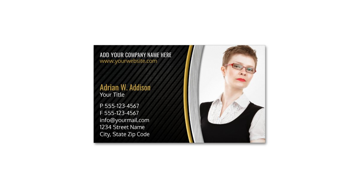 Modern Real Estate Photo Creative Insurance Agent Business Card ...