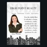 """Modern Real Estate Realtor For Sale Flyer<br><div class=""""desc"""">Modern Real Estate Realtor For Sale Flyer</div>"""