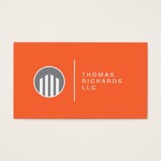 Modern Realtor or Attorney Business Card