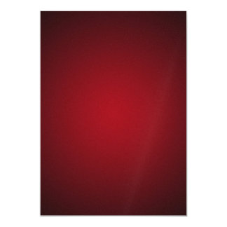 Modern Red-Black Grainy Vignette Magnetic Card