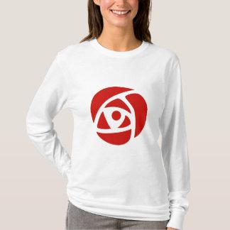 Modern Red Rose T-Shirt