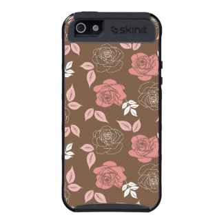 Modern Retro Chic Trendy iphone case iPhone 5 Cover