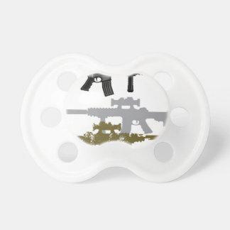 Modern Rifle Pacifier