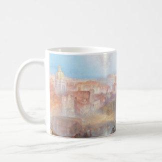 Modern Rome Campo Vaccino Joseph Mallord William Coffee Mug