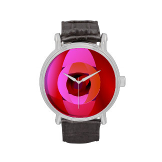 Modern Rose Wristwatch