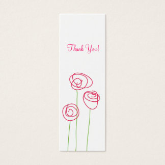 Modern Roses, Gift Tags