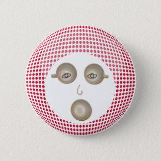 Modern Russian Doll Button