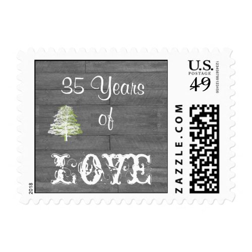 Wedding Gift Check Bounced : ... Check Price Rustic Barn Wood Anniversary Love Stamp Check Price
