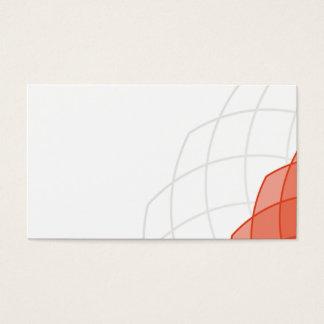 modern salon standard business card template