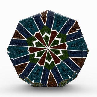 Modern Sari Acrylic Award