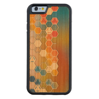 Modern Science Business Laboratory Carved® Cherry iPhone 6 Bumper Case