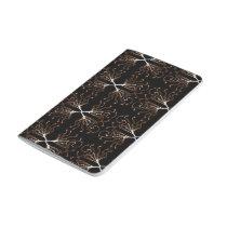 Modern Sepia Pattern Journal