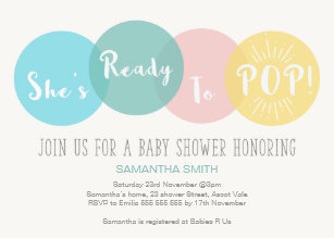 Pops Baby Shower Invitations Zazzle