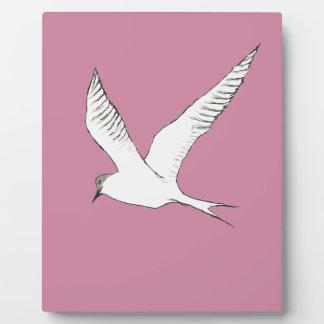 Modern, Simple & Beautiful Hand Drawn Bird Plaque
