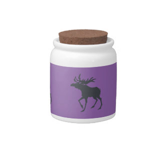 Modern, Simple & Beautiful Hand Drawn Deer Candy Dishes