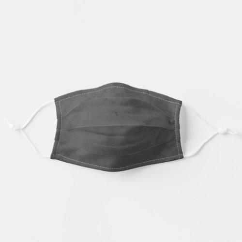 Modern Simple Gray Urban Retro Cloth Face Mask