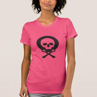 Modern Skull Logo T-shirt