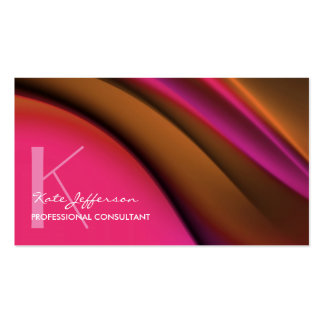 Modern Sleek and Professional Style Business Card