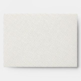 Modern Speckle Neutral Coordinating Envelope