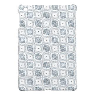 Modern Square Pattern iPad Mini Case