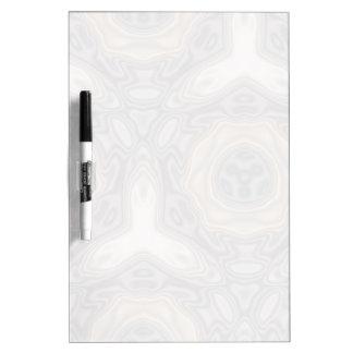 Modern Strange Pattern Dry-Erase Board