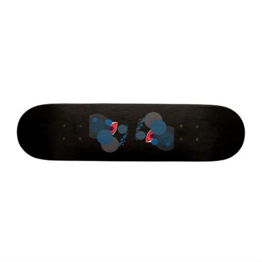 Modern Strange Skateboard Decks