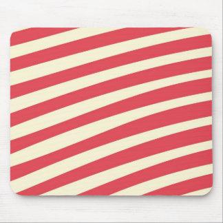 Modern Striped Mousepad