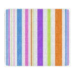 Modern Stripes Cutting Board