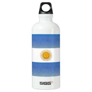 Modern Stripped Argentinean flag SIGG Traveler 0.6L Water Bottle