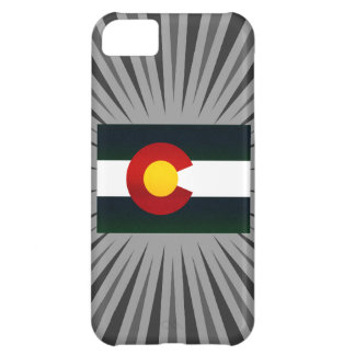 Modern Stripped Coloradan flag iPhone 5C Cases