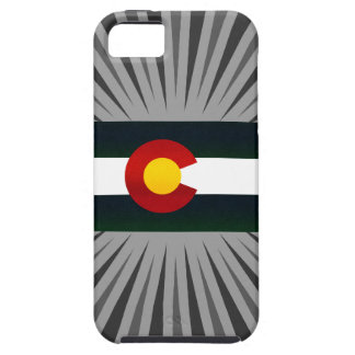 Modern Stripped Coloradan flag iPhone 5 Cover