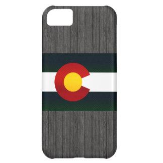 Modern Stripped Coloradan flag iPhone 5C Case