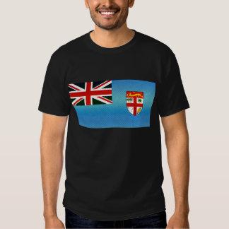 Modern Stripped Fijian flag T-Shirt