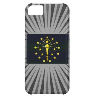 Modern Stripped Indianan flag Cover For iPhone 5C