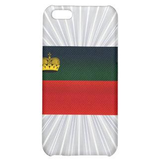 Modern Stripped Liechtensteiner flag Case For iPhone 5C