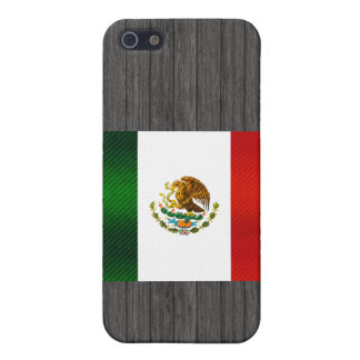 Modern Stripped Mexican flag Case For iPhone SE/5/5s