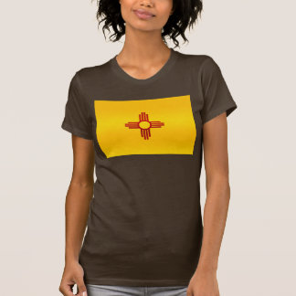 Modern Stripped New Mexican flag T-Shirt