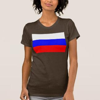 Modern Stripped Russian flag T-Shirt