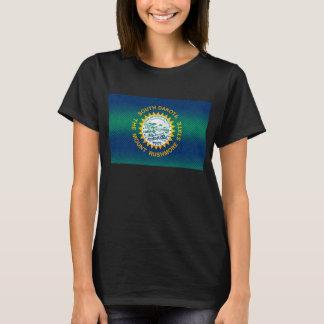 Modern Stripped South Dakotan flag T-Shirt