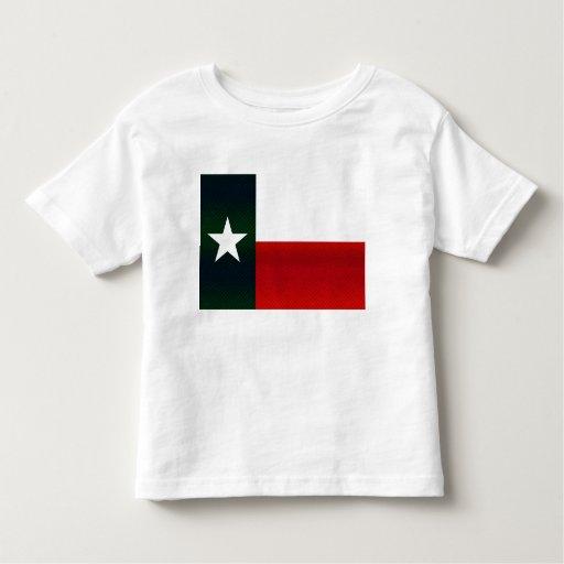 Modern Stripped Texan flag T Shirts