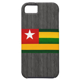 Modern Stripped Togolese flag iPhone 5 Cases
