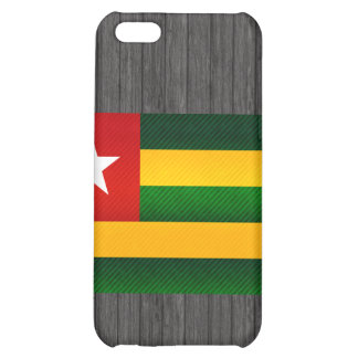 Modern Stripped Togolese flag Cover For iPhone 5C