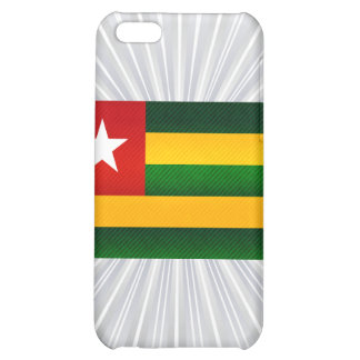 Modern Stripped Togolese flag iPhone 5C Covers