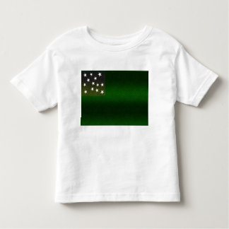 Modern Stripped Vermont flag Toddler T-shirt