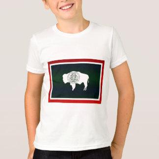 Modern Stripped Wyomingite flag T-Shirt