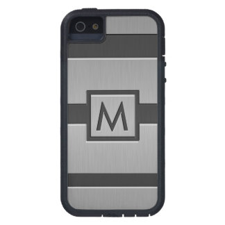 Modern Style Monogram Case For iPhone SE/5/5s