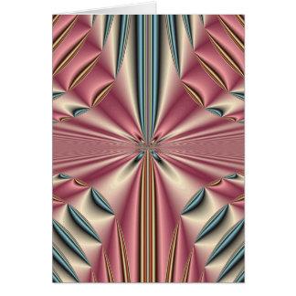 Modern stylish design card